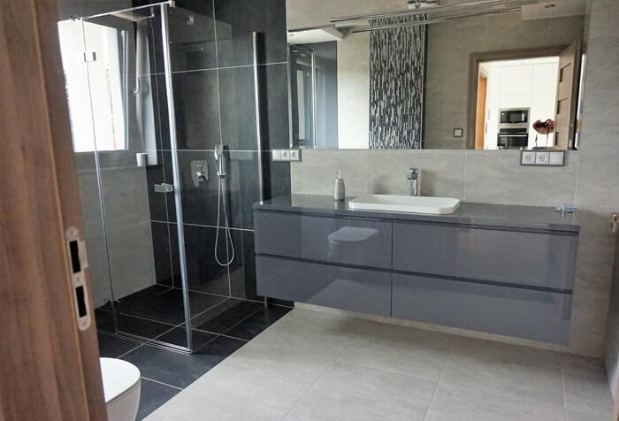 łazienki Konceptmeble Meble Na Wymiar Nowy Sącz